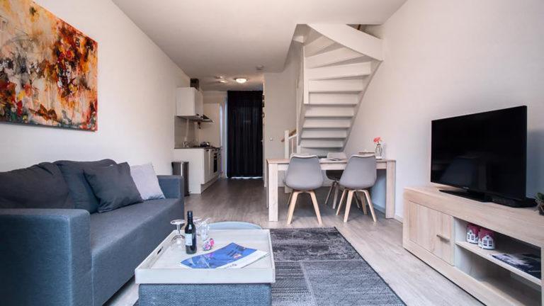 Interieur project meubels inhuizen montage nieuwbouw short stay