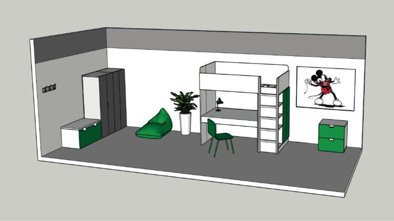 Berucht Project Sketchup 3D tekenwerk